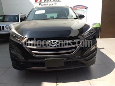 Foto venta Auto usado Hyundai Tucson GLS Premium (2018) color Negro precio $355,000