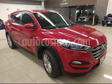 Foto venta Auto usado Hyundai Tucson GLS Premium (2016) color Rojo precio $272,000