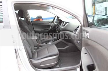 Foto venta Auto usado Hyundai Tucson GLS (2018) color Plata precio $339,000