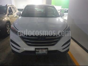 Foto Hyundai Tucson GLS usado (2016) color Blanco precio $230,000
