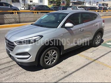 Foto venta Auto usado Hyundai Tucson GLS (2017) color Plata precio $292,000