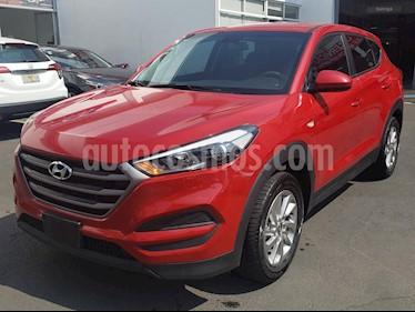 Hyundai Tucson GLS usado (2017) color Rojo precio $283,000