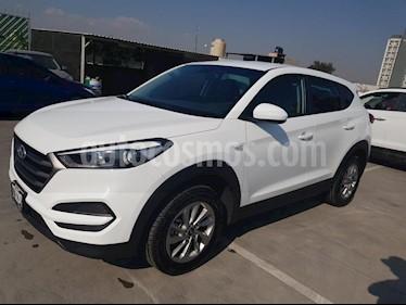 Foto venta Auto usado Hyundai Tucson GLS (2018) color Blanco precio $315,000