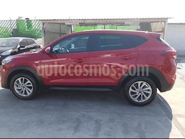 Foto venta Auto usado Hyundai Tucson GLS (2018) color Rojo precio $350,000
