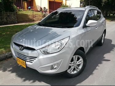 Foto venta Carro usado Hyundai Tucson ix35 4x2 (2010) color Plata precio $39.900.000