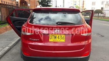 Hyundai Tucson ix35 4x2 usado (2015) color Rojo precio $51.000.000