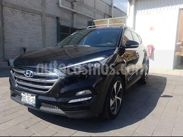Foto venta Auto usado Hyundai Tucson Limited Tech (2016) color Negro precio $325,000