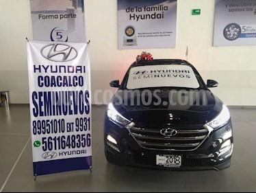 Foto venta Auto usado Hyundai Tucson Limited Tech (2018) color Negro precio $429,900