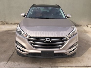 Foto venta Auto usado Hyundai Tucson Limited Tech (2018) color Plata precio $410,000