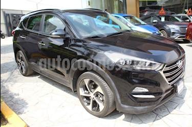 Foto venta Auto usado Hyundai Tucson Limited Tech (2018) color Negro precio $415,000