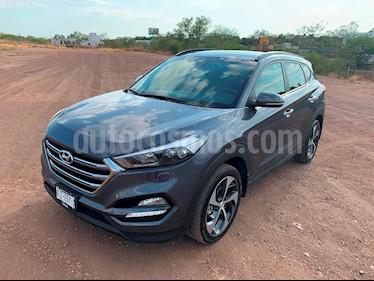 Foto Hyundai Tucson Limited Tech usado (2018) color Gris precio $389,000