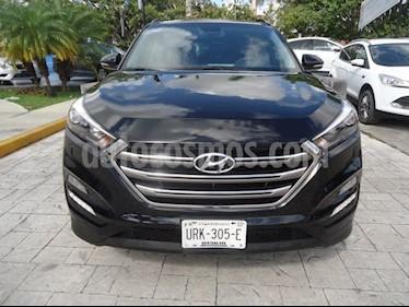 Foto venta Auto usado Hyundai Tucson Limited Tech (2017) color Negro precio $349,000