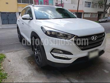Foto Hyundai Tucson Limited Tech usado (2017) color Blanco precio $337,000