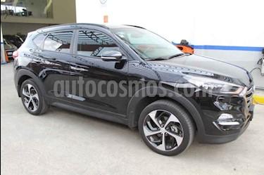 Foto venta Auto usado Hyundai Tucson Limited Tech (2017) color Negro precio $365,000