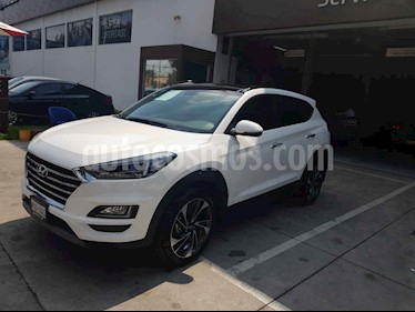 Foto Hyundai Tucson Limited Tech usado (2018) color Blanco precio $481,000