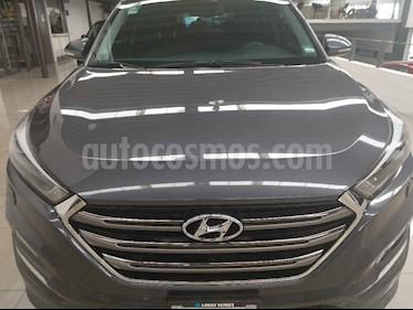 Foto venta Auto usado Hyundai Tucson Limited Tech (2016) color Gris precio $276,000