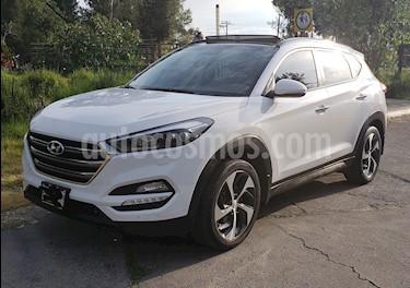 Foto Hyundai Tucson Limited Tech usado (2016) color Blanco precio $330,000