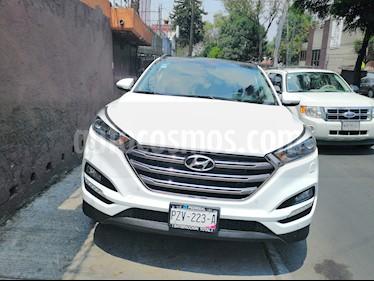 Foto Hyundai Tucson Limited Tech usado (2017) color Blanco precio $342,200
