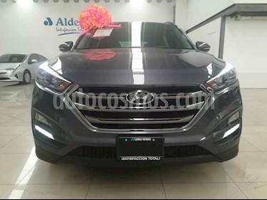 Foto venta Auto usado Hyundai Tucson Limited Tech (2018) color Gris precio $405,000