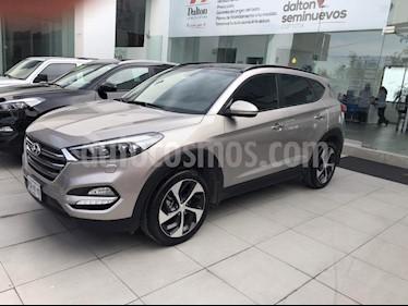 Foto venta Auto Seminuevo Hyundai Tucson Limited Tech (2018) color Blanco precio $380,000