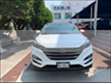 Foto venta Auto usado Hyundai Tucson Limited Tech (2018) color Blanco precio $414,900