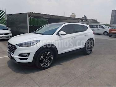 Foto venta Auto usado Hyundai Tucson Limited Tech (2019) color Blanco precio $481,000