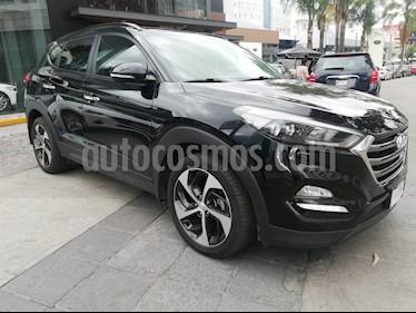 Foto venta Auto usado Hyundai Tucson Limited Tech (2017) color Negro precio $330,000