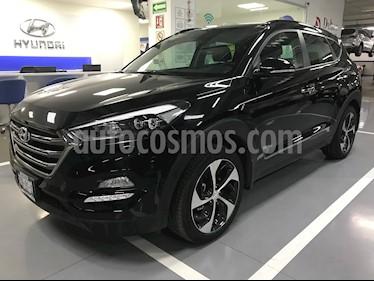 Hyundai Tucson Limited Tech usado (2017) color Negro precio $345,000