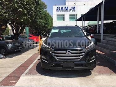 Foto venta Auto usado Hyundai Tucson Limited Tech (2016) color Negro precio $336,000
