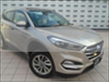 Foto venta Auto usado Hyundai Tucson Limited (2017) color Arena precio $305,000