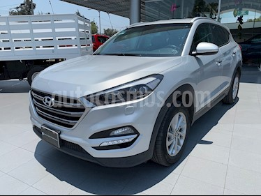 Foto venta Auto usado Hyundai Tucson Limited (2017) color Plata precio $3,200,000