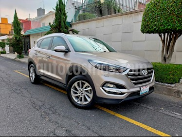 Foto venta Auto usado Hyundai Tucson Limited (2017) color Arena precio $315,000