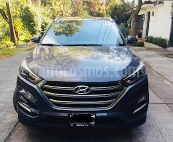 Hyundai Tucson Limited usado (2017) color Gris precio $330,000