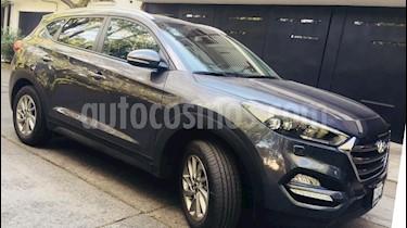 Foto venta Auto usado Hyundai Tucson Limited (2017) color Gris precio $350,000