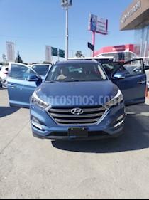 Foto venta Auto usado Hyundai Tucson Limited (2017) color Azul precio $320,000
