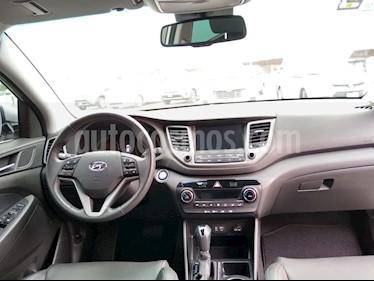 Foto venta Auto usado Hyundai Tucson Limited (2018) color Plata precio $399,000
