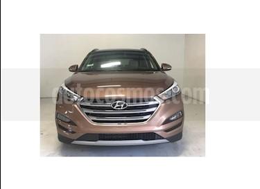 Foto venta Auto usado Hyundai Tucson Limited (2017) color Tabaco precio $224,600