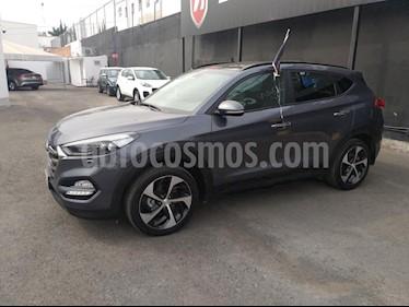 Foto venta Auto Seminuevo Hyundai Tucson Limited (2018) color Gris precio $434,000