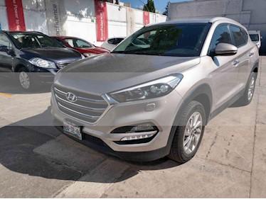 Foto venta Auto usado Hyundai Tucson Limited (2017) color Dorado precio $320,000