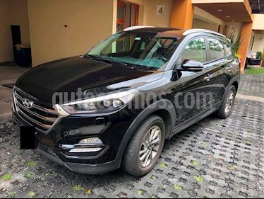 Foto Hyundai Tucson Limited usado (2017) color Negro precio $300,000