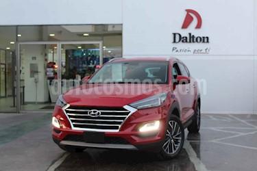 Hyundai Tucson Limited usado (2019) color Rojo precio $429,000