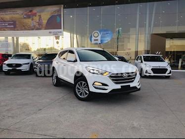 Foto venta Auto usado Hyundai Tucson Limited (2018) color Blanco precio $380,000