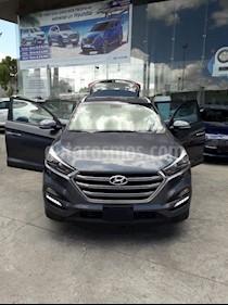 Foto venta Auto usado Hyundai Tucson Limited (2016) color Gris precio $280,000