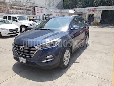 Hyundai Tucson Limited usado (2018) color Azul precio $368,000