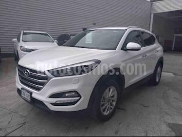 Foto venta Auto usado Hyundai Tucson Limited (2018) color Blanco precio $359,000