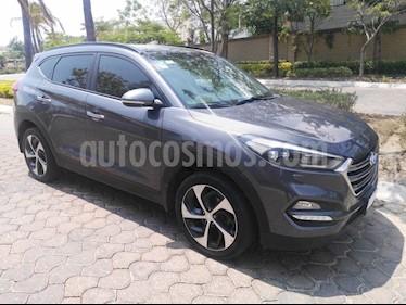 Foto Hyundai Tucson Limited usado (2017) color Negro precio $335,000