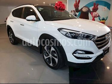 Foto venta Auto usado Hyundai Tucson Limited (2018) color Blanco precio $389,000
