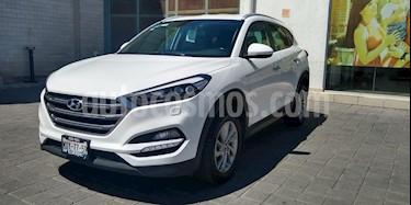 Foto Hyundai Tucson Limited usado (2017) color Blanco precio $320,000