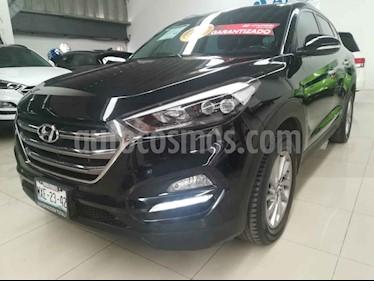 Hyundai Tucson Limited usado (2017) color Negro precio $297,000