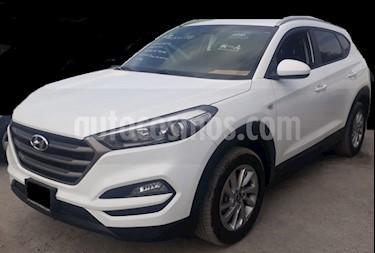 Hyundai Tucson GLS Premium usado (2018) color Blanco precio $338,000